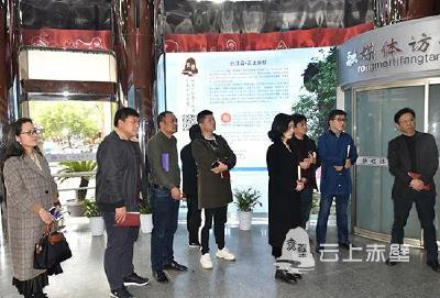 快讯|黄梅县融媒体中心一行参观学习赤壁市融媒体中心建设工作