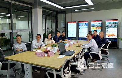 快讯|湖南省安仁县委宣传部、常德市鼎城区委宣传部参观学习赤壁市融媒体中心建设工作
