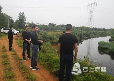 汀泗河河湖库长制工作做得如何?市领导亲临督导