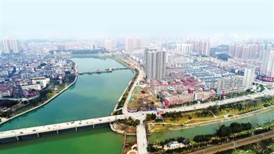 赤壁:建设长江流域公园城市 谱写高质量发展新篇章