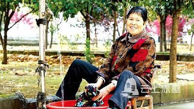 文金元:服务老弱孤寡32年