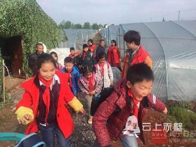 """放学后,孩子们不再孤单!赤壁东柳村开办""""四点半""""课堂"""