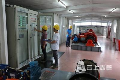长江委陆管局:严阵以待  周密巡查  确保陆水水库安全度汛