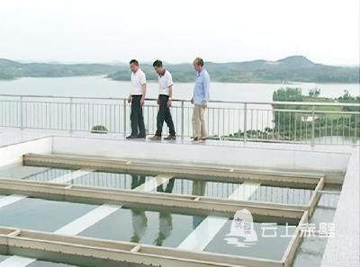 赤壁:农村饮水工程成效凸显 村民喜饮放心安全水