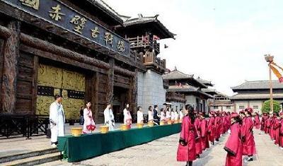 高质量发展旅游服务业 打造全域旅游赤壁名片