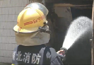 电动车充电自燃引发火灾 赤壁市一居民被行政拘留十日