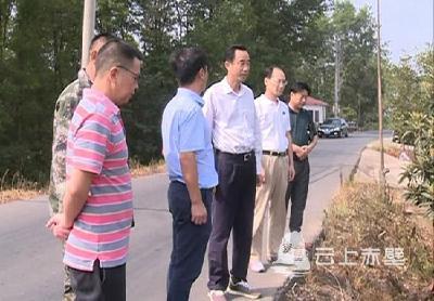 尤晋来赤开展党代表联系日活动