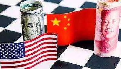 """打""""汇率牌""""阻挡不了中国发展大势"""