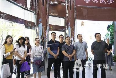 快讯 河北省黄骅市委宣传部组团参观学习赤壁市融媒体中心建设