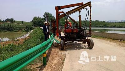 赤壁:编织农村交通安全网 筑起群众安全生命线