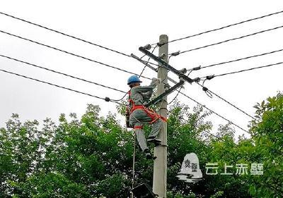 担当国企责任 护航经济发展 ——国网赤壁市供电公司全力支持赤壁经济社会发展纪实