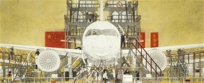 同贺国庆  共享荣光(逐梦70年) ——庆祝新中国成立70周年系列艺术展览掠影