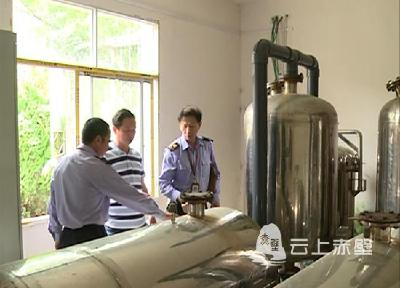 【迎盛会 抓筹备】赤壁市加强水质检测 为茶业大会提供水质安全保障