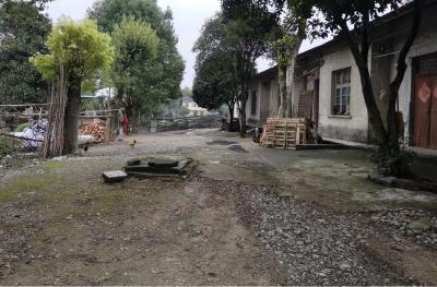 羊楼洞管委会改造背街小巷暖人心 用真心赢得民心