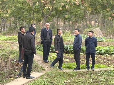 董方平调研河湖长制问题整改落实情况