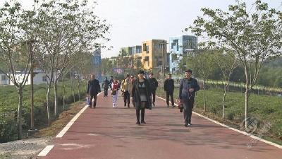 """赤壁市计划生育协会开展""""暖心家园""""项目点团队活动"""