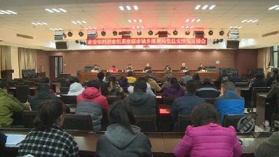 市委第四巡察组反馈原市城乡规划局党总支巡察情况