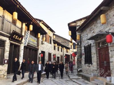 岁数赤壁之变⑥ 赵李桥镇:阔步在绿色发展道路上