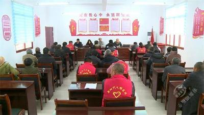 【四中全会宣讲在基层】省委讲师团来赤壁市宣讲党的十九届四中全会精神