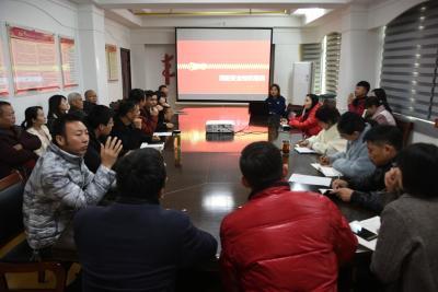 赤壁市融媒体中心开展消防安全培训