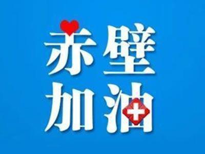 【一线写实】赤壁市党员干部:以必胜信心坚决打赢疫情防控阻击战