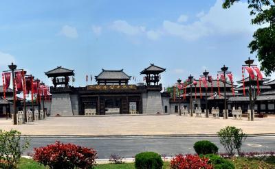 三国赤壁古战场景区