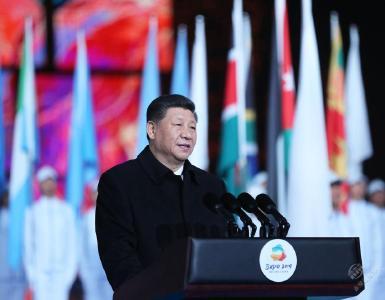 """习近平一年前提出的""""五个追求"""" 引领全球绿色发展"""