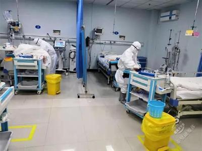 【凝聚工会力量 · 助力复工复产】蒲纺医院感染科:直面疫情 坚守防线