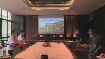 """羊楼洞茶场举行""""松峰茶""""公共品牌研讨会"""