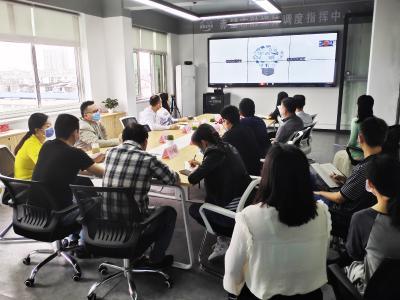 赤壁市融媒体中心参加新华社2020 年湖北县级融媒体业务培训