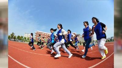 """教育部针对复课后""""体育课怎么上""""给出规范性意见—— 复课后体育活动保持1.5米间距"""