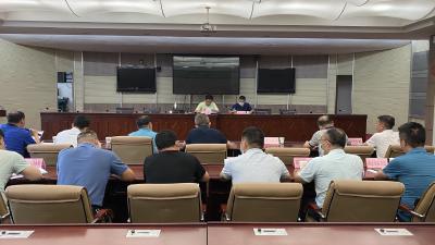 赤壁市安排部署打击陆水流域非法捕捞专项整治行动