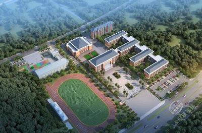 赤壁将新建这些学校,效果图新鲜出炉!在你家附近吗?