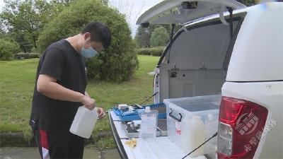 市水务集团:多措并举 保汛期供水安全