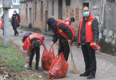 市建工集团:党员干部下沉社区 助力城市精细化管理