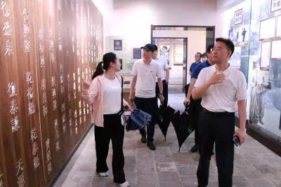 中国林业集团有限公司来赤考察调研