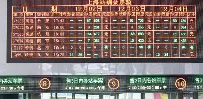 今天起,铁路候补购票服务扩大到全部列车