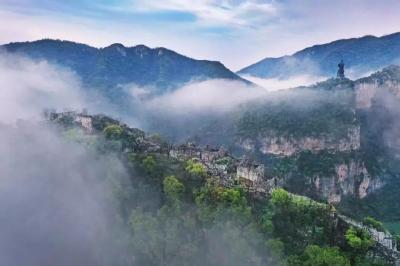 毕业旅行去哪儿?湖北这4个县市,有你读过的山川江湖、猎猎风云,一定要来!