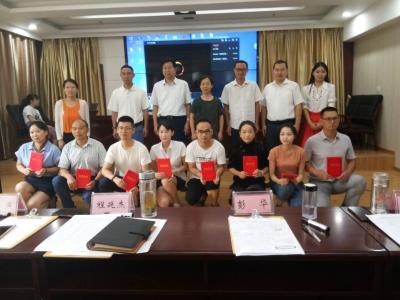 大悟县两项城乡社区公益创投项目分获市民政局一、二等奖