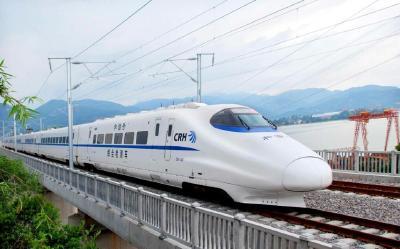 厉害了!我国高铁营业里程年底达3.5万公里 居世界第一