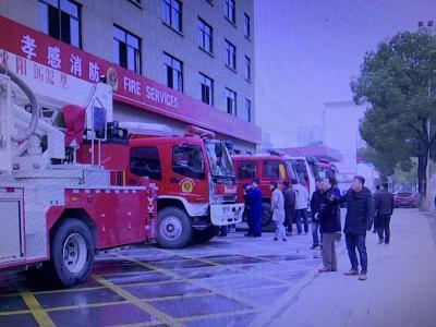 消防开放日 市民开眼界