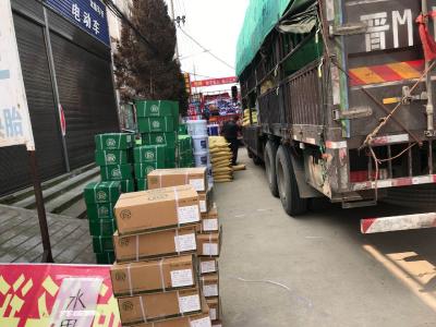 """汉川畅通水产""""口粮""""运输 保障渔业生产"""