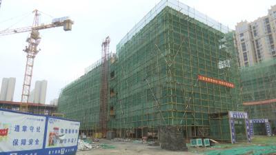我市东城区两所学校建设项目复工