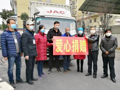云梦县社会组织积极参与疫情防控