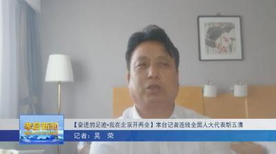 胡五清谈政府工作报告感受:既有战略高度,也有民生温...
