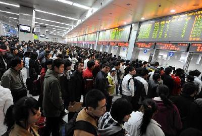 10月1日至6日全国道路预计发送旅客2.84亿人次