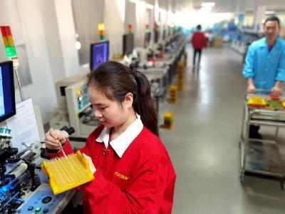 湖北大悟:科技创新助力县域经济高质量发展