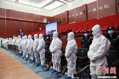 涉案价税超31亿 内蒙古一起虚开增值税专用发票案开庭