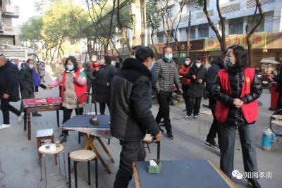 书院街道开展聚集性场所整治行动