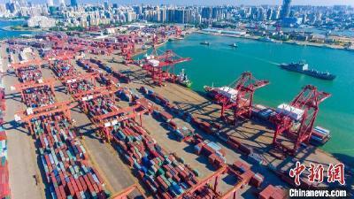 2020年中国外贸规模再创历史新高 2020年中国出口增长4%